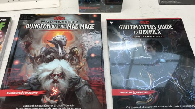Dungeons & Dragons – Waterdeep: Dungeon of the Mad Mage and More!